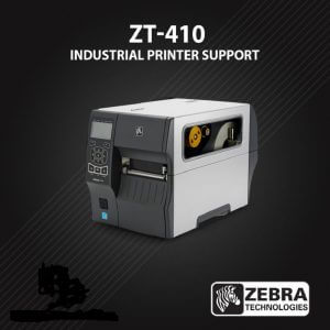 ZT420 PRINTER INDUSTRIAL PRINTER
