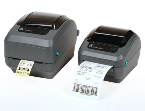 Zebra GT800 thermal transfer Printer - Retail Technologies