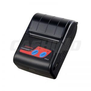 Cashino PTP-II 58mm Mini Portable Mobile Bluetooth Thermal Printer